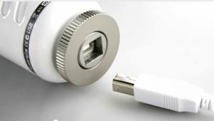 Rode Podcaster USB plug