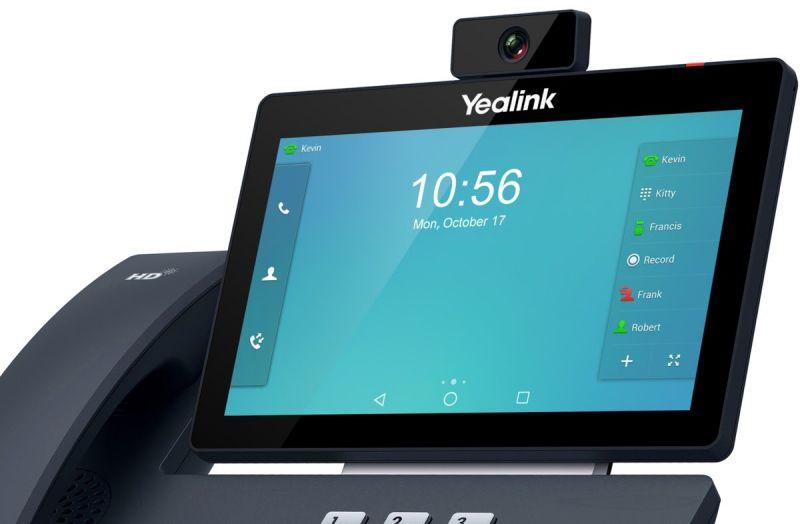YEALINK T58A with camera