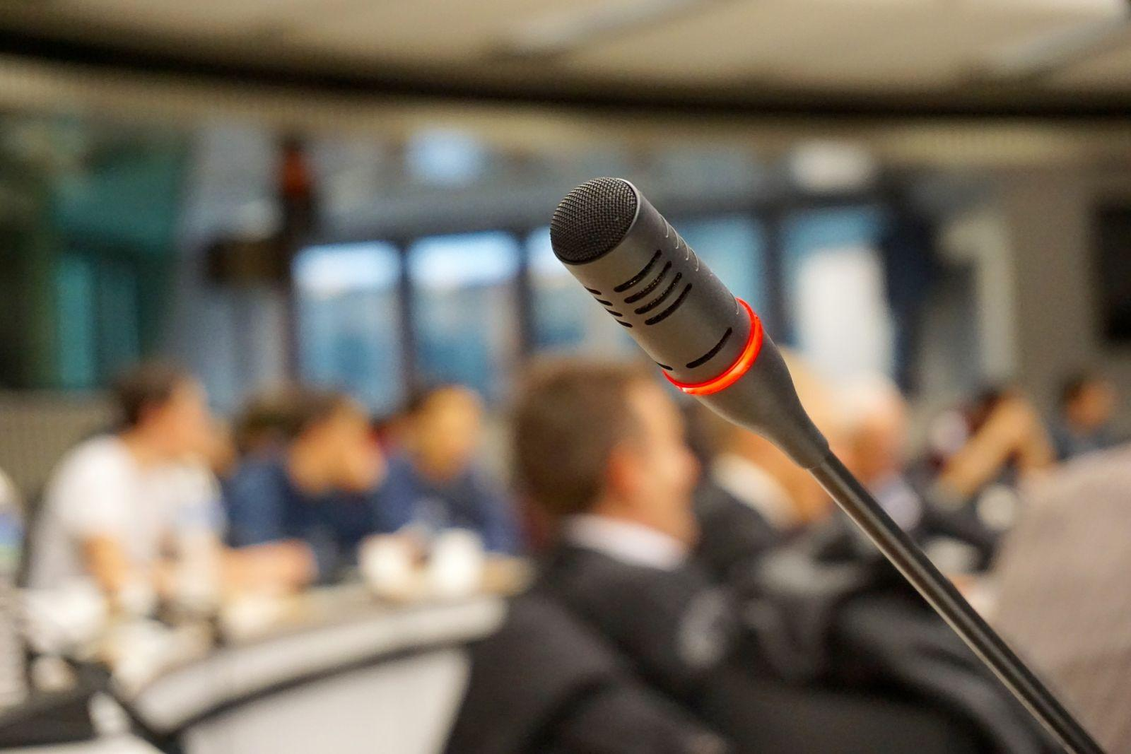 conferencing microphone