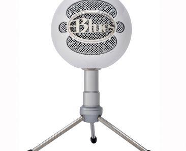 Snowball USB mic